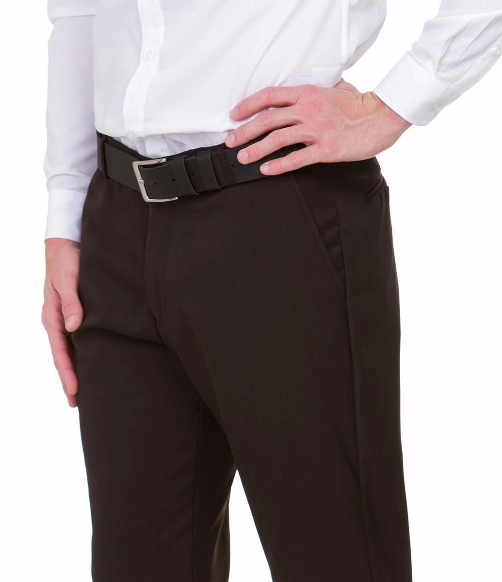 9800f6346 calça social masculina oxford tradicional tecido. Carregando zoom.