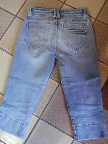 calca strech jeans zoomp