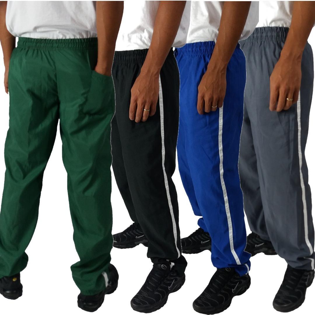 5cfa90a9e calça tactel masculina 1 bolso plus size g1 g2 e g3. Carregando zoom.