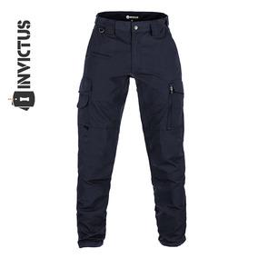 34cd77ee4 Calça Tática Azul Marinho Tecido Rip Stop Guarda - Calçados