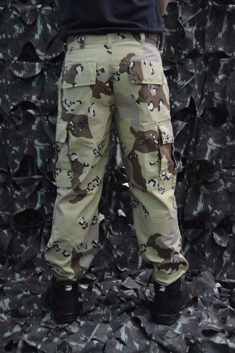 2dfc801da calça tática combat rip stop desert storm - art militar. Carregando zoom.