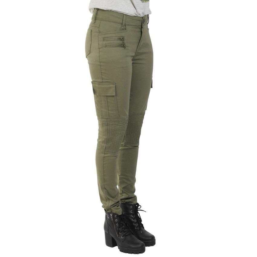 6d4c6695d calça tática feminina treme terra - verde. Carregando zoom.