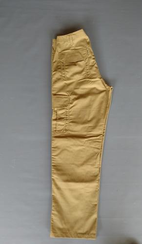 calça tática rip stop 6 bolsos cáqui tam 44