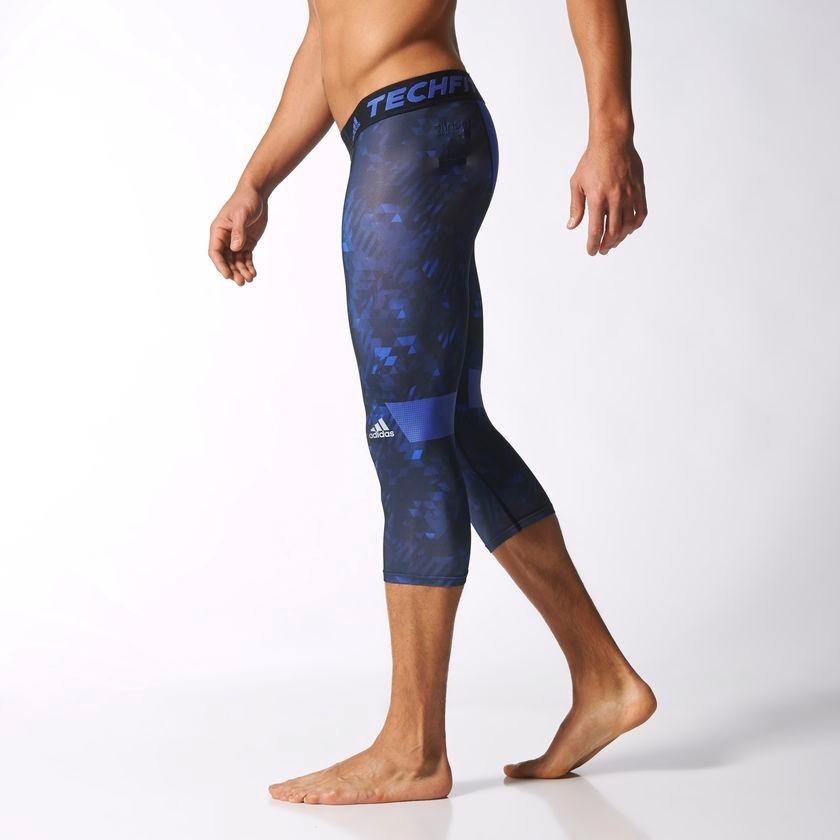 557febedbd calça térmica adidas legging compressão masculina 3 4 cool. Carregando zoom.