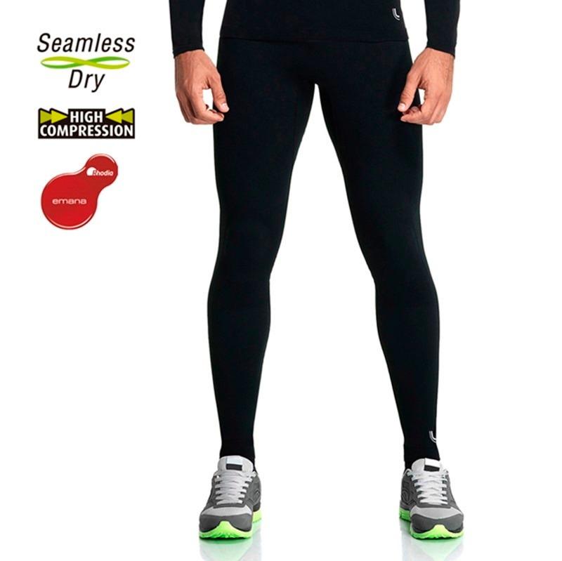 calça térmica masculina de alta compressão lupo running top. Carregando zoom . 7def4006d813e