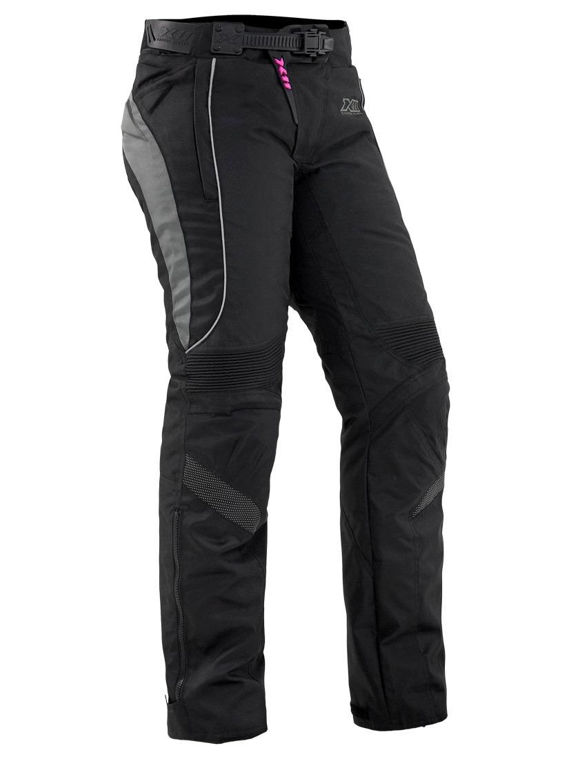 dee9418a9 Calça X11 Troy Motociclista Feminina Impermeável Proteção - R  425 ...
