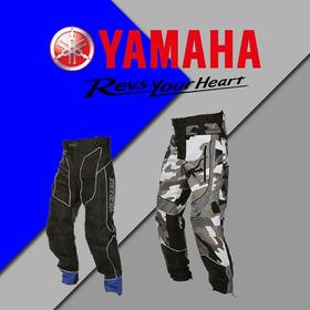 Calça Yamaha Em Polydura
