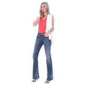 eb98525e9 Calca Morena Rosa - Calças Jeans Feminino no Mercado Livre Brasil