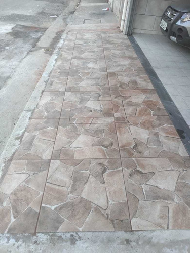 calçadas e reformas