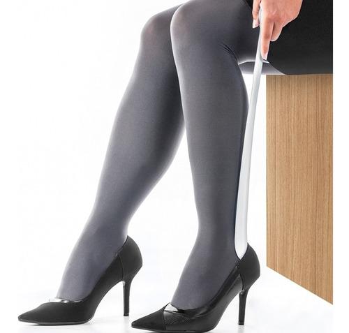 calçadeira de sapatos longa 46cm branca my closet ordene