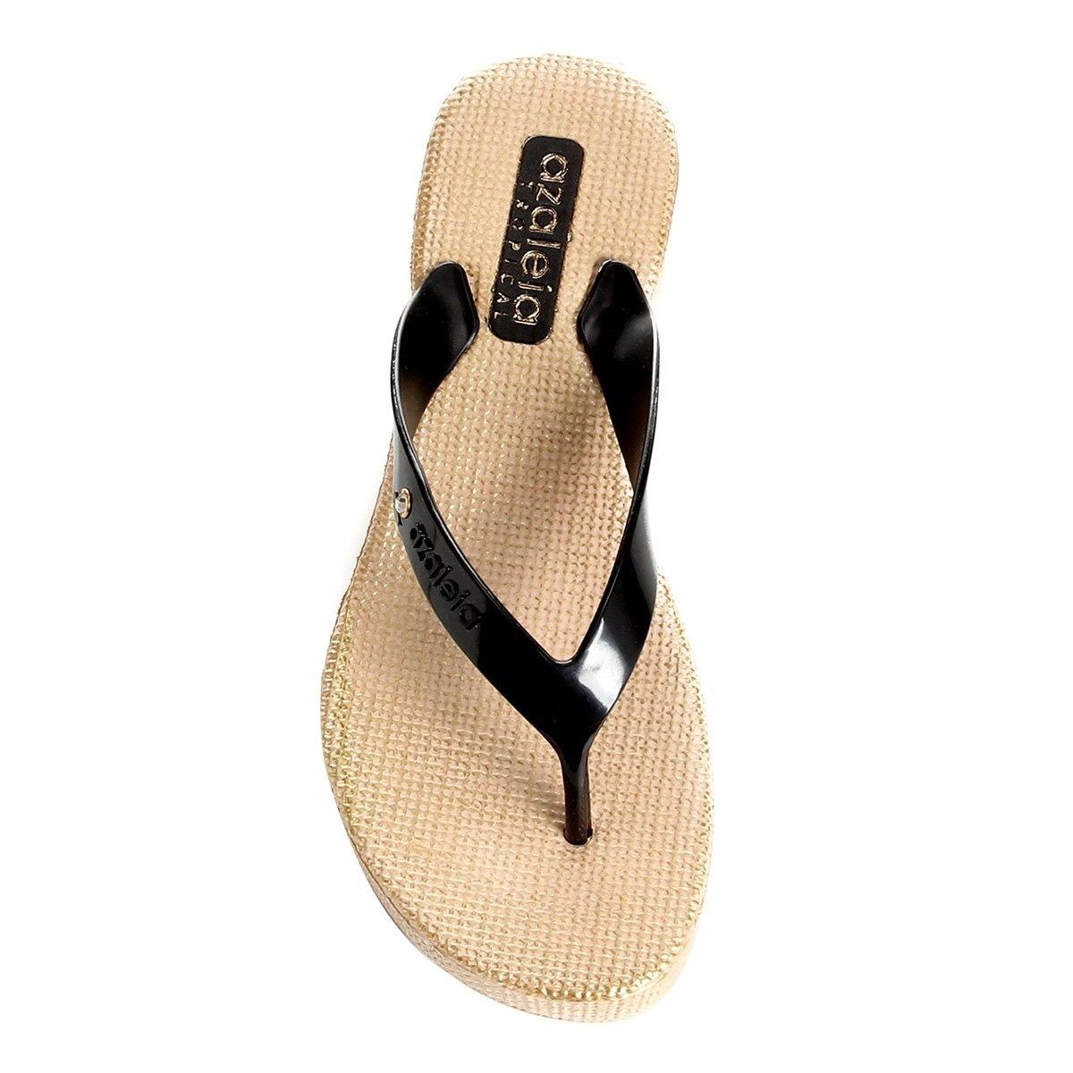 8004b3a4cd calçado feminino azaleia tropical salto anabela 251 756. Carregando zoom.