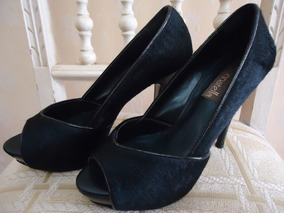 1e2d972f1e Maravilhoso Peep Toe Rosa Antigo Meia Pata N°38 - Sapatos no Mercado Livre  Brasil