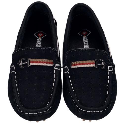 c04cda6562 calçado infantil estilo mocassim masculino sapatilha ref:m2. Carregando zoom .