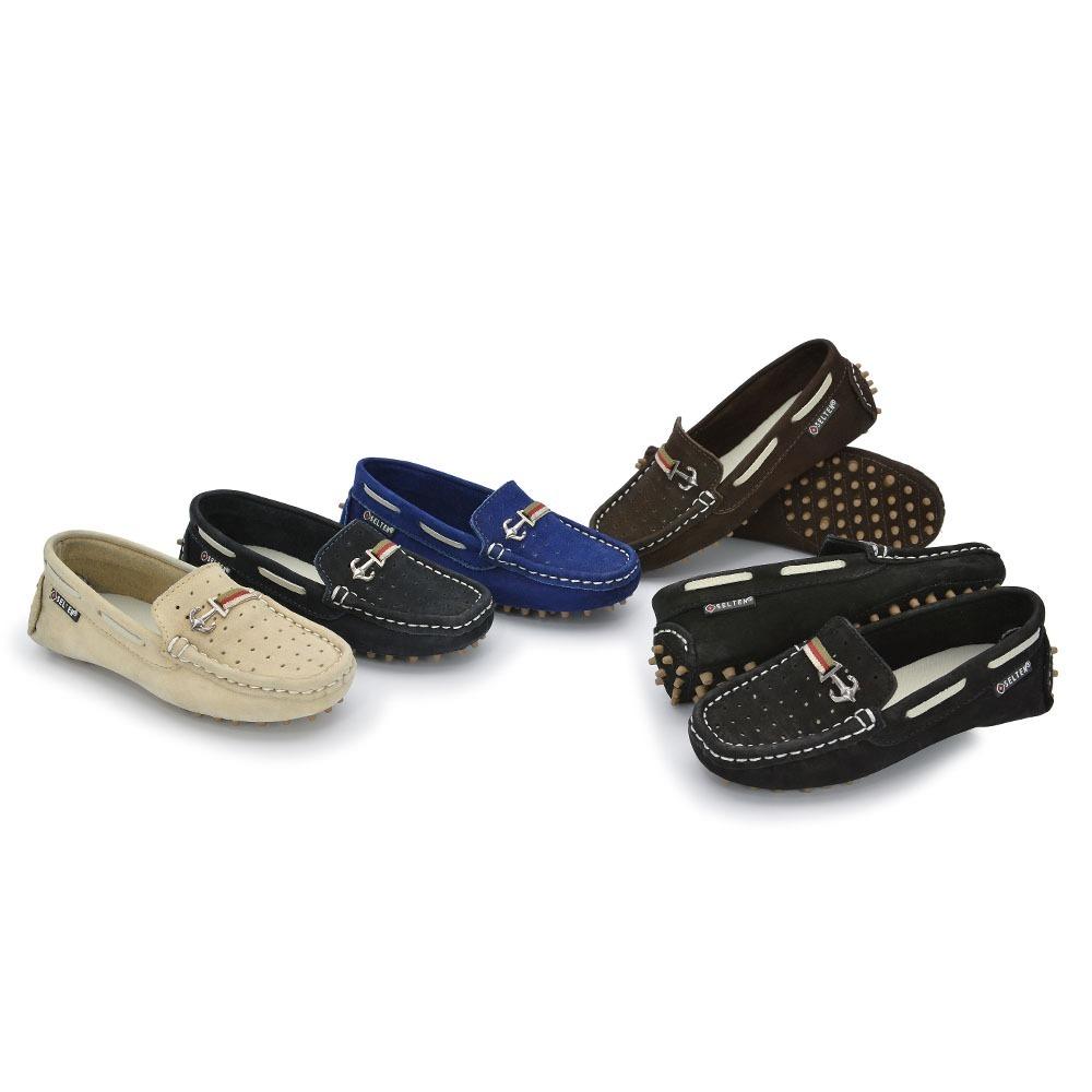 69bba0155a4 calçado infantil masculino estilo sapatilha mocassim ref m. Carregando zoom.