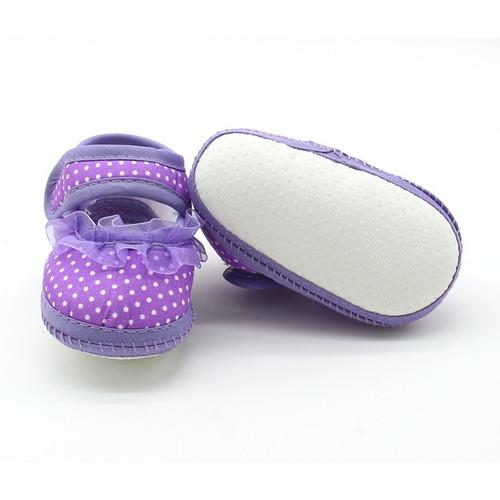 calçado infantil menina lilás 15