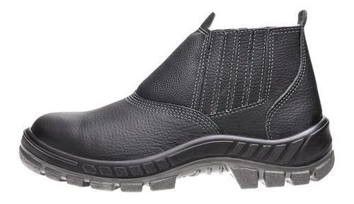 calçado marluvas - botina new prime 50b19 bp