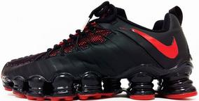 00a0323de56 Nike Shox Tlx (12 Molas ) Barato Pra Sair Logoo Tenis - Calçados ...
