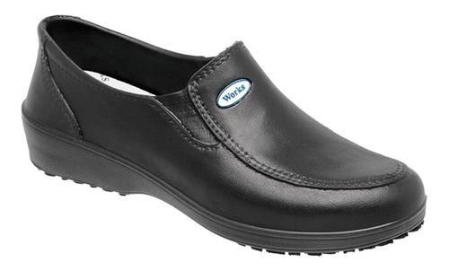 calçado profissional feminino soft works bb95 antiderrapante