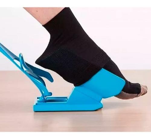 calçador de meias e sapatos orthopauher