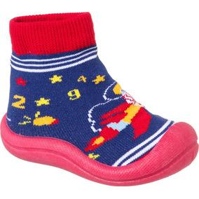 db13ea641737c7 Sapato Meia Antiderrapante Infantil - Calçados, Roupas e Bolsas Azul ...