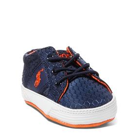 5c0db7ff008 Original Tênis Ralph Lauren Para Bebês Tam. Usa 1 (10