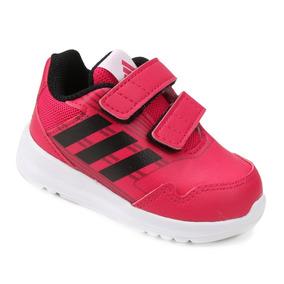 273afd792dc Tênis Infantil Baby adidas Altarun Cf Kids Tam 18