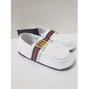 9e47efcdbb Sapato Mocassim Inspired Gucci Lindos - Roupas de Bebê no Mercado ...