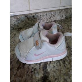 939731ea950 Tênis Infantil Bebê Nike Menino Menina Semi Novo Pouco Uso
