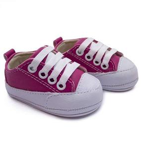 34f65082999 Tênis Branco Com Corações Rosa E Cadarço Brilhante 15 - Calçados ...