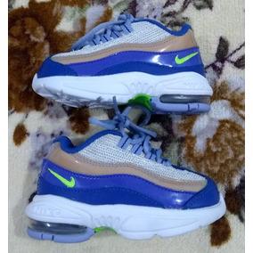 f3139e3eda2 Tenis Nike Air Max 97 Infantil No Tamanho 20 Original