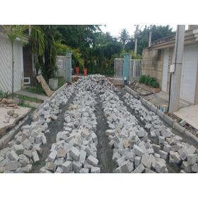 Calçamento Pedras E Paralelepípedos