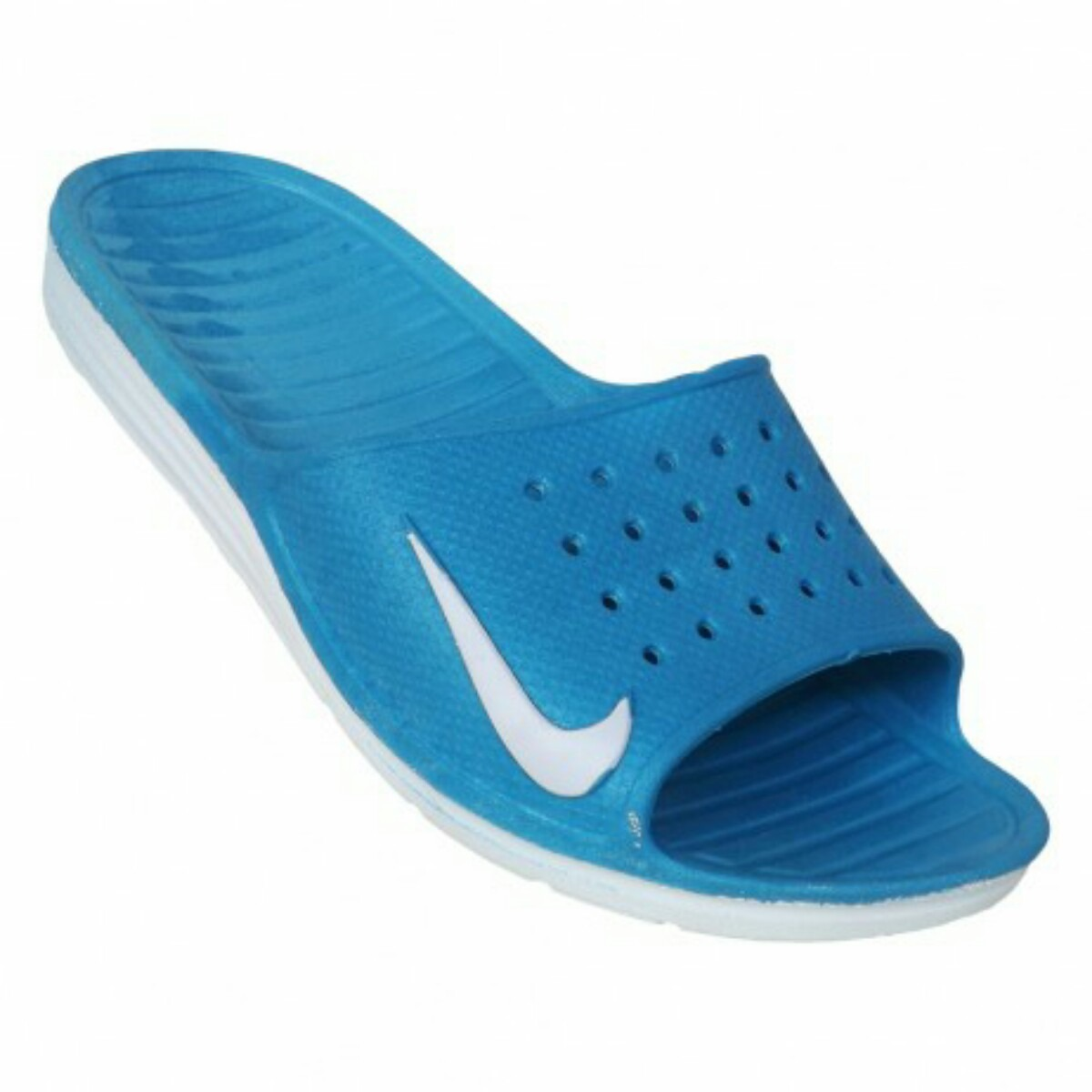 5833204aae calçando o sandália infantil nike solarsoft slide. Carregando zoom.