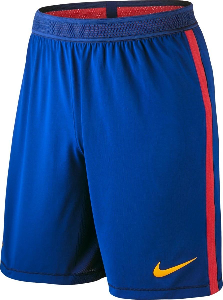 11cc7881d0f77 calçao nike barcelona azul treino fitness academia futebol. Carregando zoom.