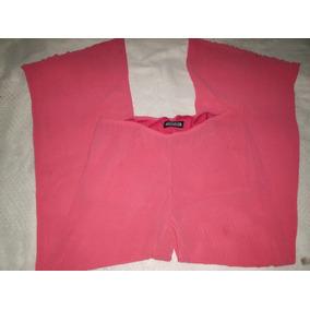 0cfea7f99 Calça Pantalona Crepe De Seda Tamanho M