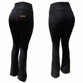 8e2881994 Calça Jeans Feminina Lançamento Lança Perfume. Goiás · Calça Flare Bandagem  Com 2 Bolso Atras Cintura Alta