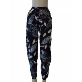 49ae44336 5 Calça Pijama De Viscose Tecido Importado