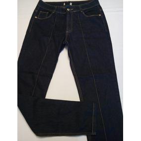 d9aaf8d03 Calca Jeans Feminina Costura Reta - Calças no Mercado Livre Brasil