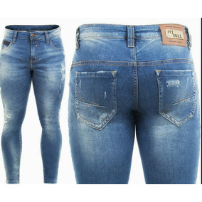 ebee66515 Calça Skinny Off White Um Arraso Veste Super Bem - Calças Jeans ...