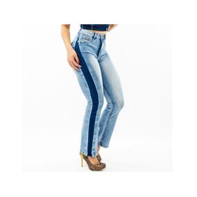 f28fa060fc Calça Jeans Carmim Boca De Sino Tam 40 - Calças Feminino no Mercado ...