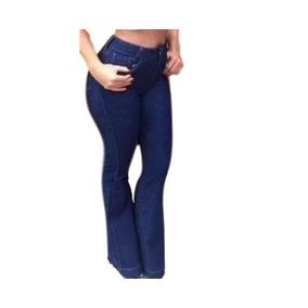 bec32e4c5 Calças Flaire Jeans - Calças Jeans Feminino no Mercado Livre Brasil