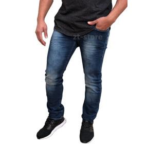 4a553533df400 Calça Jeans Masculina Serviço Calça Resistente Cost. Firme ...