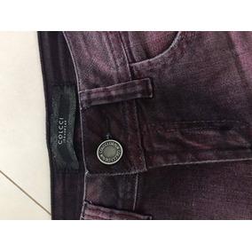 77f7573851 Calças Colcci Calças Jeans Feminino Tamanho 34