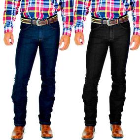 86f18df789396 Calça Jeans Estilo Country - Calças Jeans no Mercado Livre Brasil