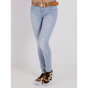 d471f5885 Linda Calca Jeans Nine Pockets Calcas Feminino - Calçados