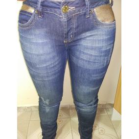 7fbf776c32 Calça Jeans Feminina Colcci - Calças Jeans Feminino Azul escuro no ...