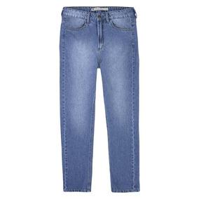 4a00ab8b9 Cal A Jeans Com Elastico Na Cintura Da Hering - Calças Jeans ...