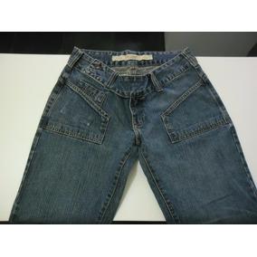 8a1d93555 Calça Jeans Tradicional Feminina M. Officer 42 - Calçados