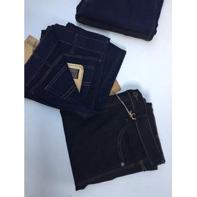 36fa0ad12 Calça Jeans Masculina 48 50 52 54 56 Plus Size Com Elastano