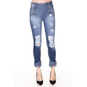 7420a83ec Cal As Klytton Jeans Tamanho 34 - Calças no Mercado Livre Brasil
