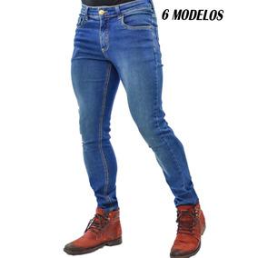 23ad46be4 Calca Jeans Stretch Masculina - Calças Jeans Masculino no Mercado ...